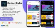 Android Online Radio App Sourse Code Download