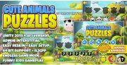Cute Animal Puzzle Kids : Unity3D App Sourse Code Download