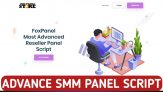 Foxpanel – SMM Panel Advance Script Download