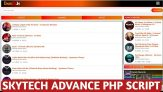 Music Downloading advance php script download