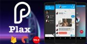 Plax – Android Chat App with Voice/Video Calls Download